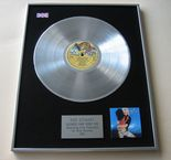 ROD STEWART - BLONDES HAVE MORE FUN PLATINUM LP Presenation Disc